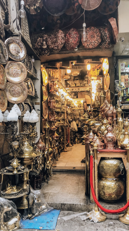 Things to do in Cairo Egypt visit the Khan el Kalil
