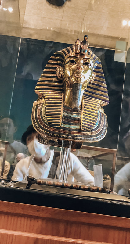 Things to do in Cairo, see king tut's treasures