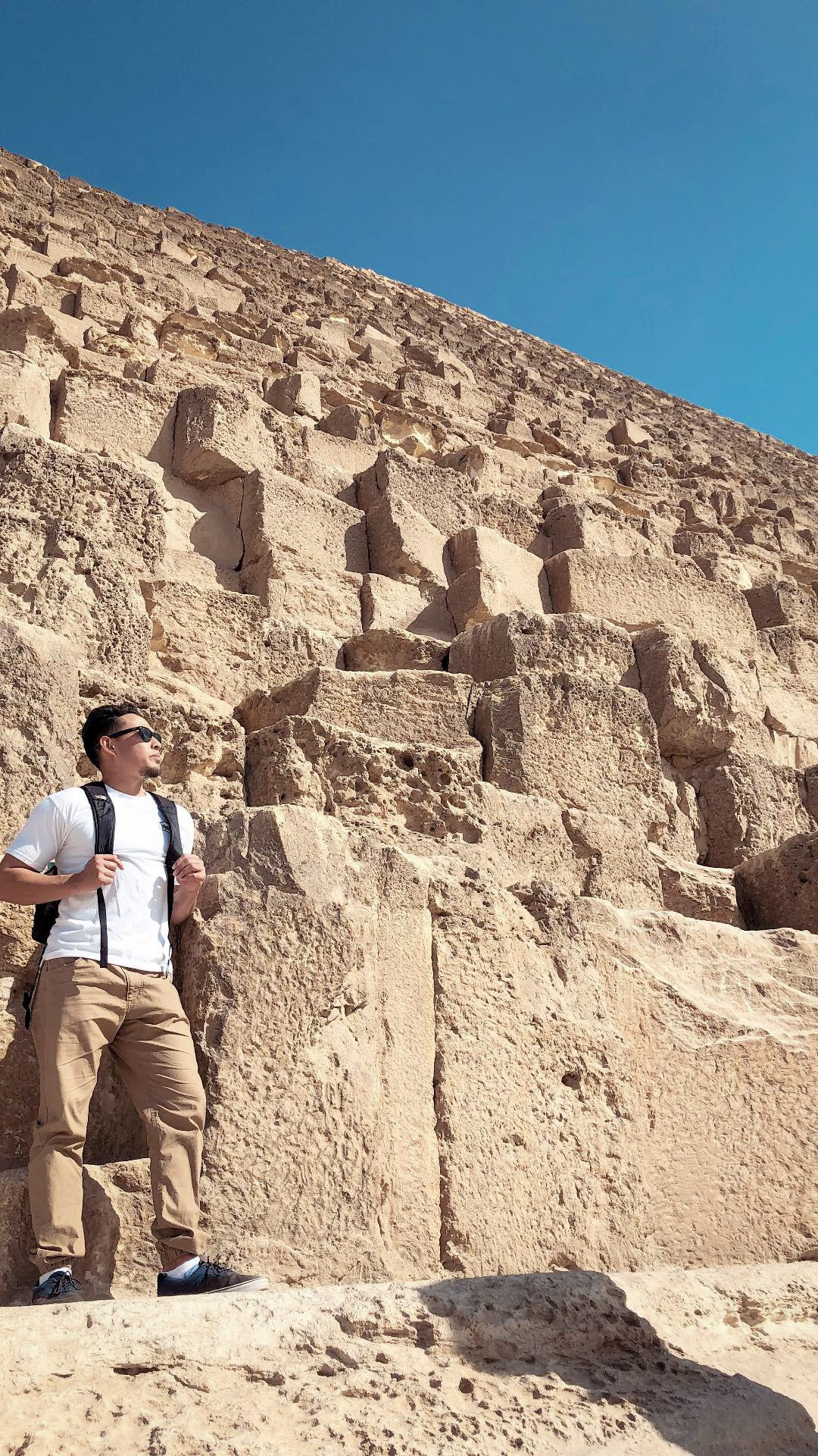 What to do in Cairo: pictures of the pyramids