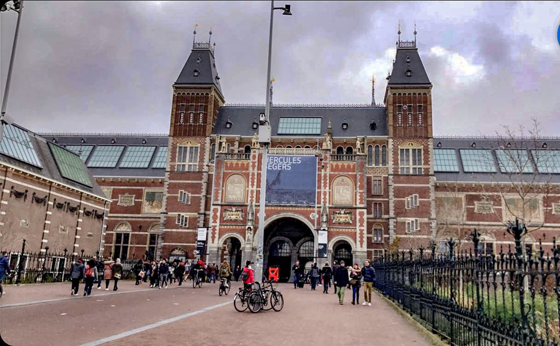 Things to do in Amsterdam the Rijk Museum