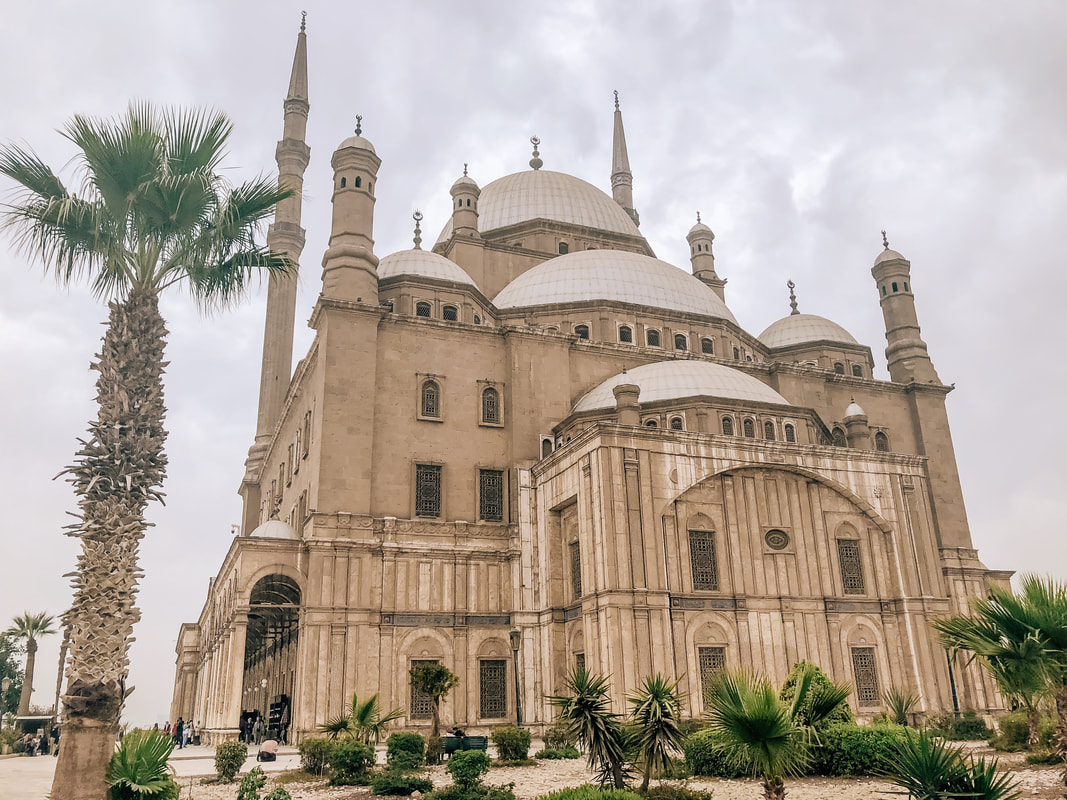 What to do in Cairo visit the Muhammad ali mosque